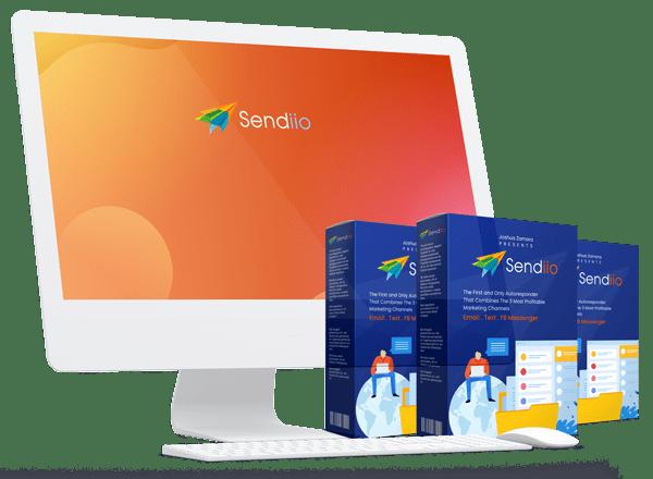 was ist sendiio, online business aufbauen